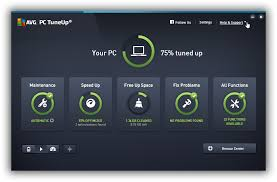 AVG PC TuneUp 2018 Crack & Keygen Full Free Download