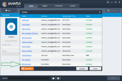 DVDFab 11.0.0.5 Crack + Serial Key Full Free Download