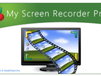 My Screen Recorder Pro 5.19 Serial Key