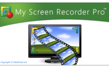 My Screen Recorder Pro 5.20 Serial Key With Crack 2020