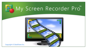 My Screen Recorder Pro 5.21 Serial Key With Crack 2020