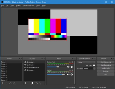 OBS Studio 21.1.2 Crack For Mac Full Free Download