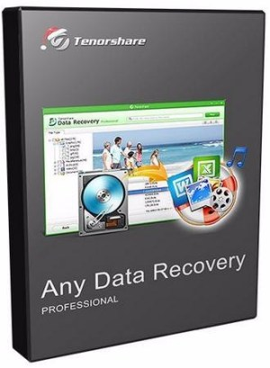 Tenorshare Any Data Recovery Pro 7.3.3 Crack And Keygen Latest 2021