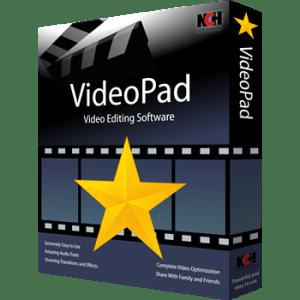 VideoPad Video Editor 8.00 Crack + Registration Code Full Version
