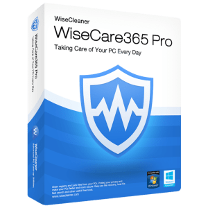 Wise Care 365 Pro 4.84 Build 466 Crack With Lifetime Key