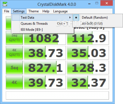 CrystalDiskMark 7.0.0h Crack + License Key Free Download