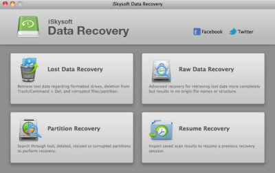 iSkysoft Data Recovery 3.0 Activation Key
