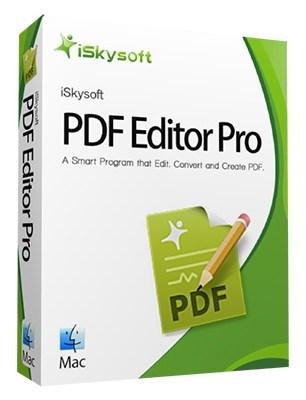 iSkysoft PDF Editor Pro 6.4.2 Crack + Registration Key Full 2020