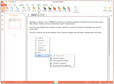 iSkysoft PDF Editor Pro 6.4.2 License Key Download