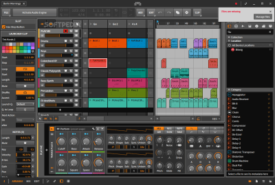 Bitwig Studio 3.2.8 Crack + Full Version [ Mac/ Win] 2020