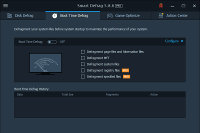 IObit Smart Defrag Pro 6.6.0.69 Crack With Serial Key Full Version 2020