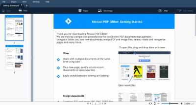 Movavi PDF Editor 3.2.0 Crack + Activation Key Latest Version 2020