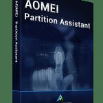 AOMEI Partition Assistant 8.10 Crack + License Key 2021