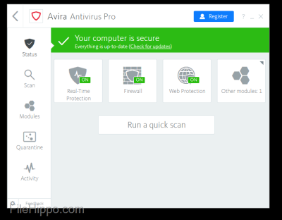 Avira Antivirus Pro 15.2010.1996 Crack + Activation Code Latest 2020