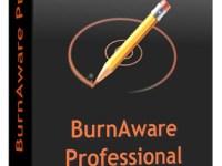 BurnAware Professional 11.8 Crack + License Key Full Version