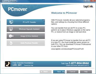 PCmover Professional 11.01.1007.0 Crack + Serial Key Full Version