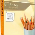 EmEditor Professional 20.2.1 Crack Incl Lifetime Serial Key 2021