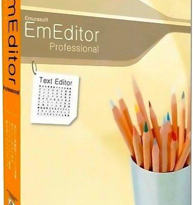 EmEditor Professional 19.9.4 Crack Incl Lifetime Serial Key 2020