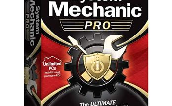 System Mechanic Pro 20.5.0.8 Ultimate Defence Activation Key + Crack