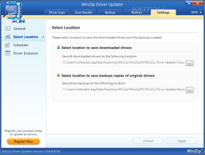 WinZip Driver Updater 5.34.1.6 Crack [Free Download] With Keygen