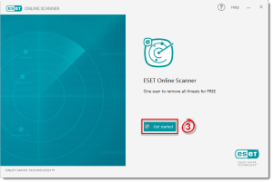 ESET Online Scanner 3.1.6.0 Crack Plus Serial Keygen Full Download