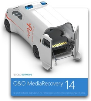 O&O MediaRecovery 14.1.137 Crack And License Key 2021