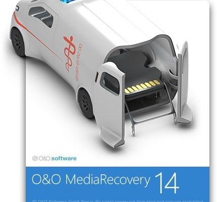 O&O MediaRecovery 14.1.137 Crack And Registration Key 2020