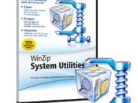 WinZip System Utilities Suite 3.7.2.4 Crack with All Serial Key Full