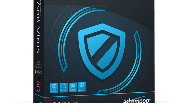 Ashampoo Anti-Virus 2020 Crack And License Key Free Download
