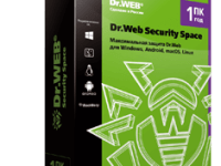 Dr.Web Security Space 12.0.1.7110 Crack + Keygen Free Download 2019