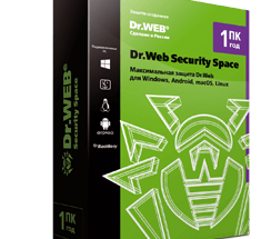 Dr.Web Security Space Pro 12.0.2.6020 Serial Key With Crack 2020