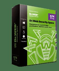 Dr.Web Security Space 12.0.1.7110 Crack + Keygen Free Download 2019