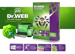 Dr.Web Security Space Pro 12.0.2.5240 Serial Key With Crack 2020