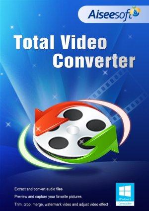 Aiseesoft Total Video Converter 9.2.32 Crack Registration Code [Ultimate]