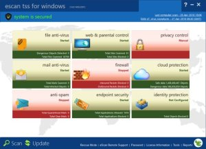 eScan Anti-Virus 14.0.1400.2228 Crack With License Key 2020 Updated