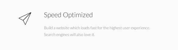 Speed Optimized