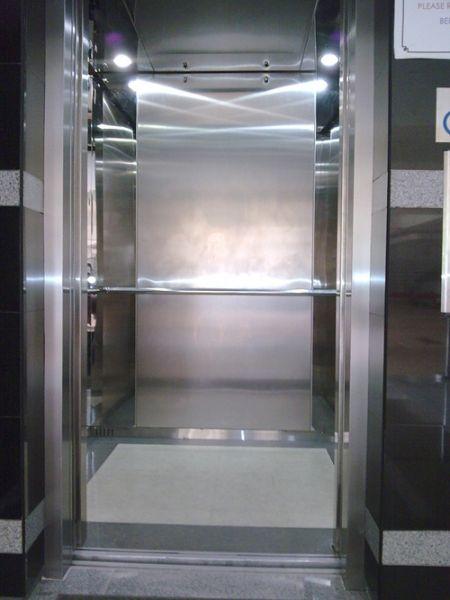 Lift Interior Finishes