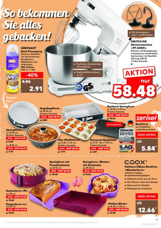 Switch On Küchenmaschine Fp-A0101 2021