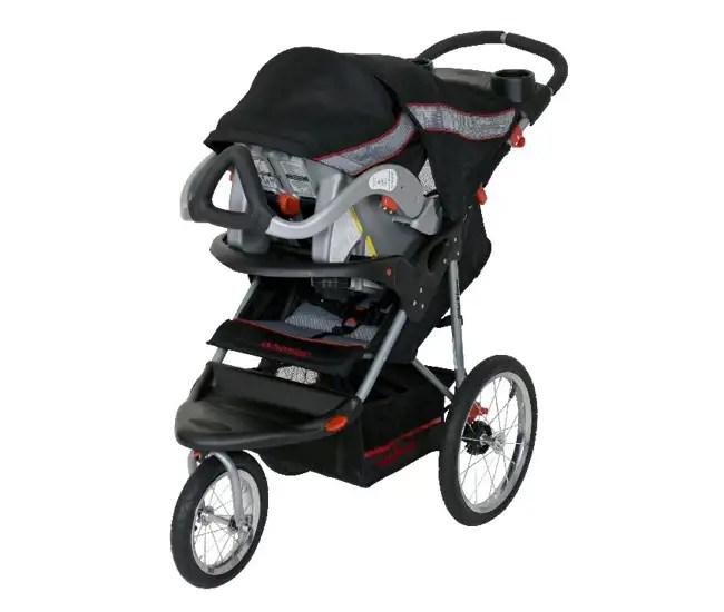 Baby Trend Expedition Travel System With Stroller & Car