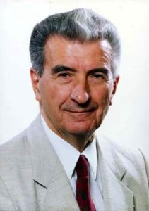 Kiro Gligorov May 3, 1917 – January 1, 2012 The First President of Independent Macedonia.