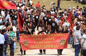 One name - Macedonia