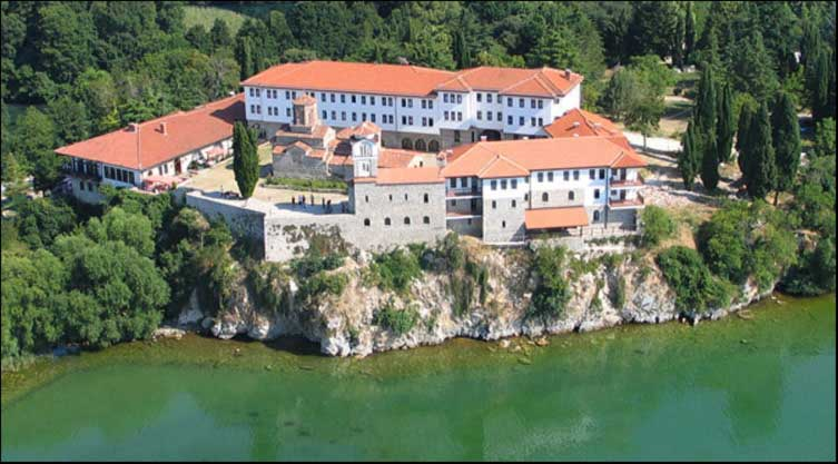 The Monastery of St. Naum