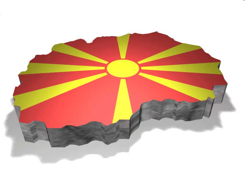 Macedonian postal and telephone codes