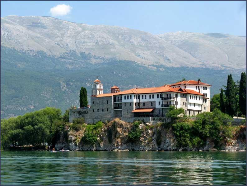 Monastery of Sv. Naum