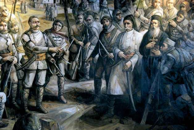The Macedonian Uprising in Kresna 1878