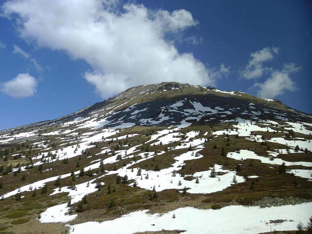 Peak Pelister - Baba Mountain