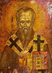 Saint Clement of Ohrid.