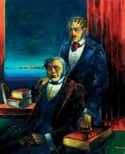 Dimitar and Konstantin Miladinov
