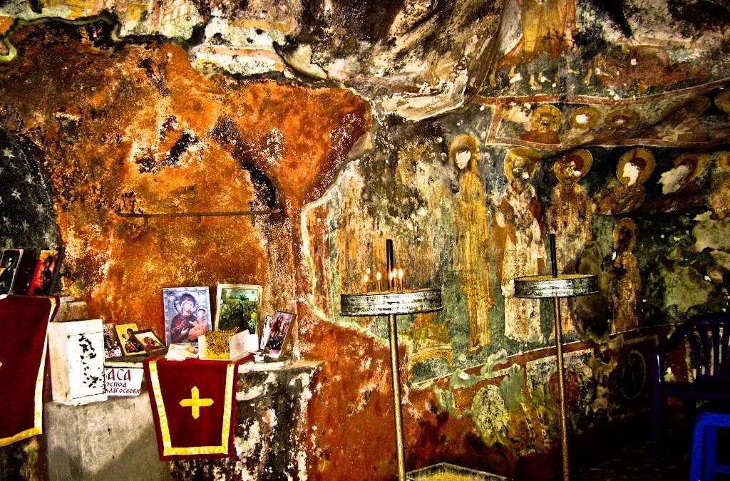 Holy Virgin Of Pestani Cave Church