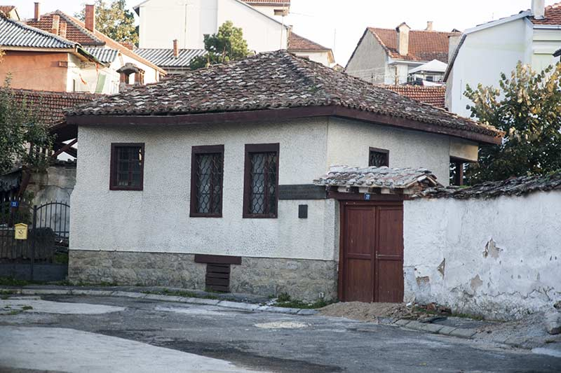 Kuzman Josifovski Pitu birthplace.